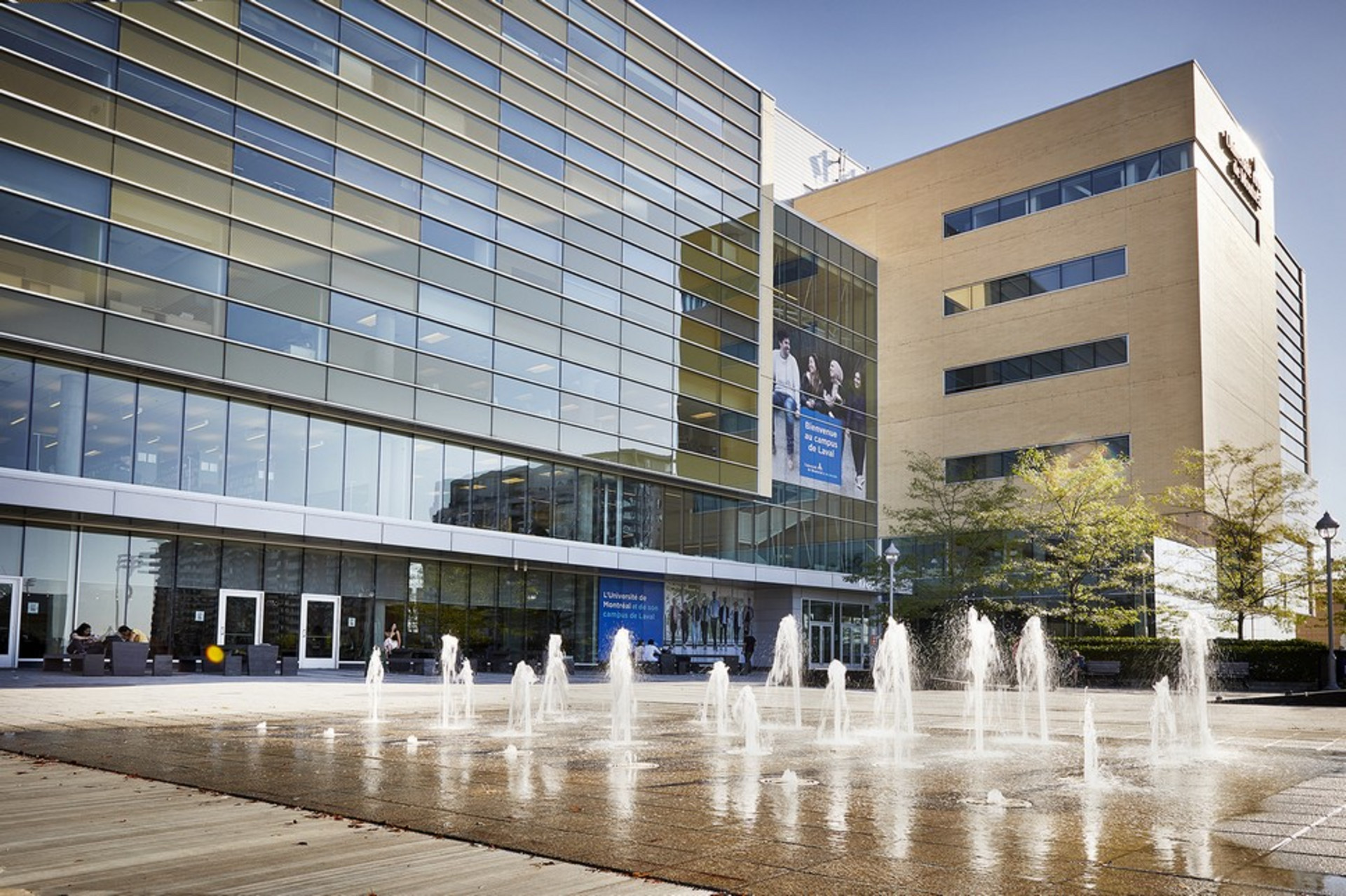 Laval université de montréal